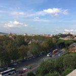 【ローマ絶景スポット】ローマの街を一望できるオレンジ公園